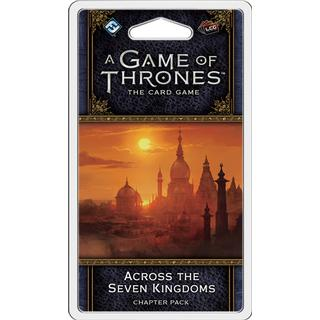 Fantasy Flight Games A Game of Thrones LCG 2nd Ed: Across the Seven Kingdoms