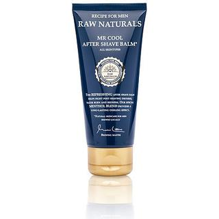 Recipe for Men Raw Naturals Mr Cool After Shave Balm 100ml
