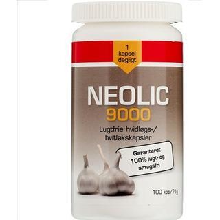Neolic 9000 Hvidløgskapsler 100 st