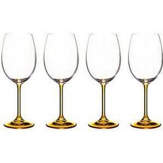 Bitz - Rödvinsglas, Vitvinsglas 45 cl 4 st