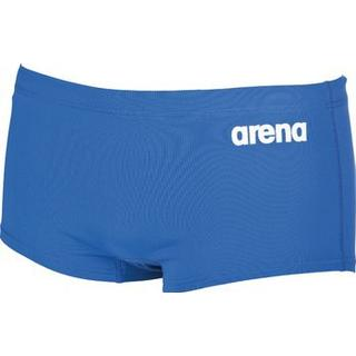 Arena Solid Squared Shorts - Royal/White