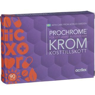 Acrilex Egenvård Prochrome 200mcg 90 st