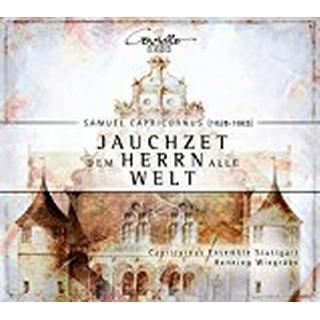 Jauchzet dem Herrn alle Welt - Sacred Concerts