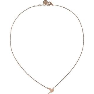 Edblad Dove Rose Gold Plated Stainless Steel Necklace - S (11730005)
