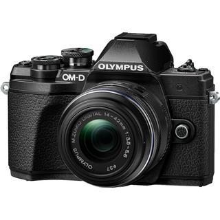 Olympus OM-D E-M10 Mark III + ED 14-42mm F3.5-F5.6 II R