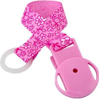Esska Click Napphållare Rosa