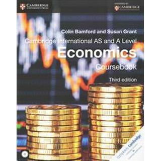 Cambridge International AS and A Level Economics Coursebook (Pocket, 2014)