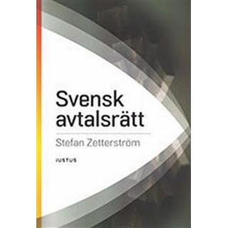 Svensk avtalsrätt (Häftad, 2017)