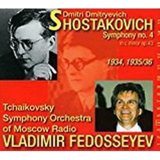Symphony No.4 - Vladimir Fedosseyev
