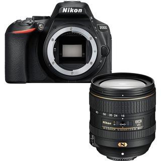Nikon D5600 + 16-80mm VR
