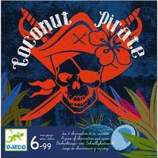 Djeco Coconut Pirate