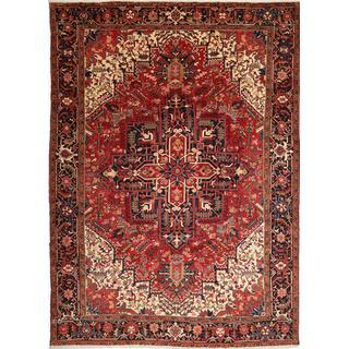 CarpetVista AHQ1 Heriz (248x344cm) Flerfärgad