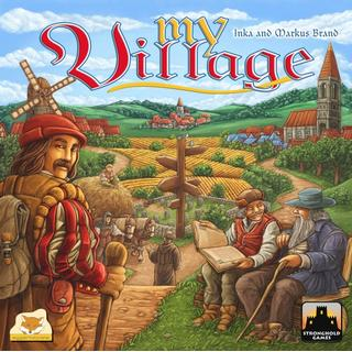 Stronghold Games My Village
