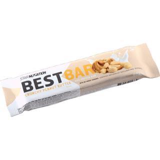 Star Nutrition Best Bar Crunchy Peanut Butter 60g 1 st