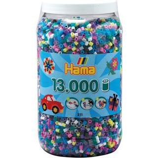 Hama Midi Beads in Tub 211-69