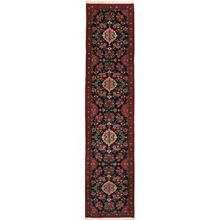 CarpetVista XEA935 Ghom Sherkat Farsh (84x372cm) Flerfärgad