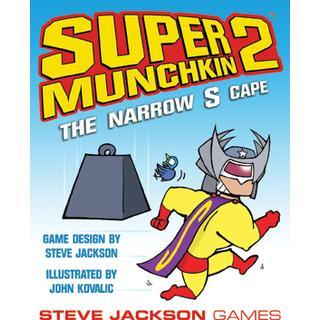 Steve Jackson Games Super Munchkin 2: The Narrow S Cape
