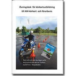 Övningsbok för körkortsutbildning till AM-körkort och förarbevis (Häftad, 2016)