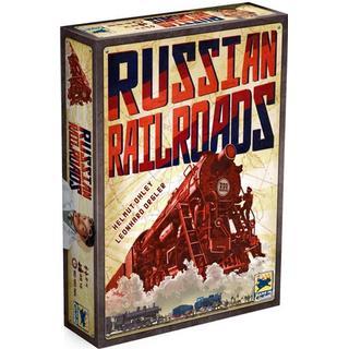 Z-Man Games Russian Railroads