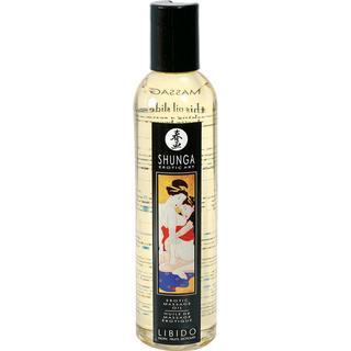 Shunga Erotic Massage Oil Libido Exotic Fruits 250ml
