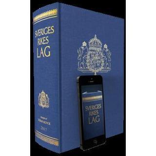 Sveriges Rikes Lag 2017 (klotband): När du köper Sveriges Rikes Lag 2017 får du även tillgång till lagboken som app med riktig lagbokskänsla. (Inbunden, 2017)