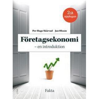 Företagsekonomi - en introduktion: faktabok (Häftad, 2017)