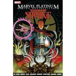 Marvel Platinum: The Definitive Doctor Strange (Häftad, 2016)