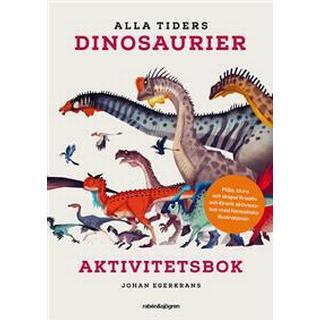 Alla tiders dinosaurier Aktivitetsbok (Övrigt format, 2017)