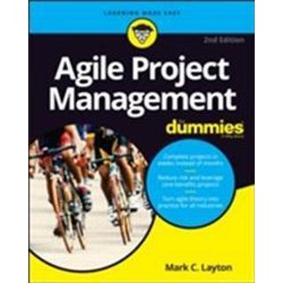 Agile Project Management for Dummies (Häftad, 2017)