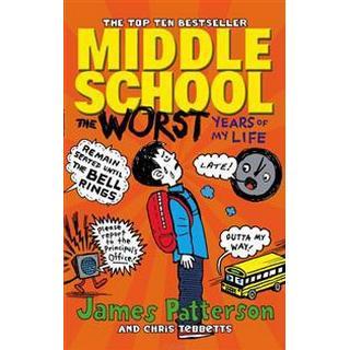 Middle School: The Worst Years of My Life (Häftad, 2014)