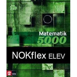 NOKflex Matematik 5000 Kurs 1b Grön (Övrigt format, 2016)