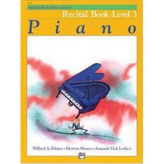 Alfred's Basic Piano Course Recital Book, Bk 3 (, 1982)