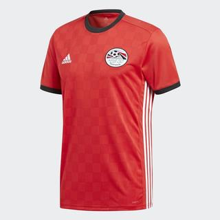 Adidas Egypt World Cup Home Jersey 18/19 Sr