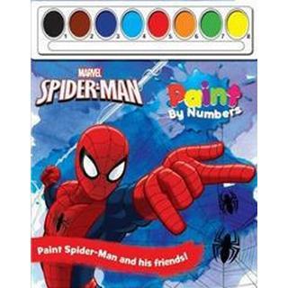 Marvel Spider-Man Paint by Numbers (Häftad, 2015)