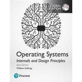 Operating Systems: Internals and Design Principles, Global Edition (Övrigt format, 2017)