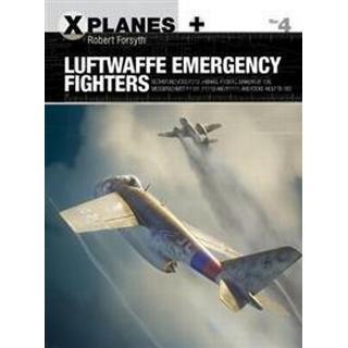 Luftwaffe Emergency Fighters (Pocket, 2017)