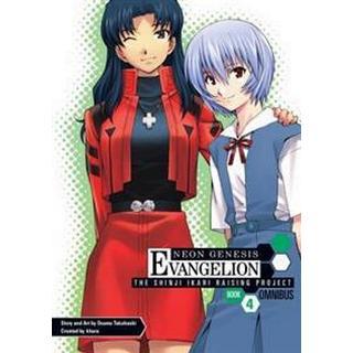 Neon Genesis Evangelion: The Shinji Ikari Raising Project Omnibus Volume 4 (Häftad, 2017)