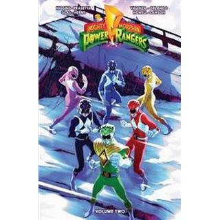 Mighty Morphin Power Rangers Vol. 2 (Häftad, 2017)