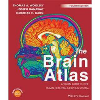 The Brain Atlas: A Visual Guide to the Human Central Nervous System (Häftad, 2017)
