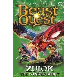 Beast Quest: Zulok the Winged Spirit: Series 20 Book 1 (Häftad, 2017)