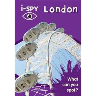 i-SPY London (Häftad, 2016)
