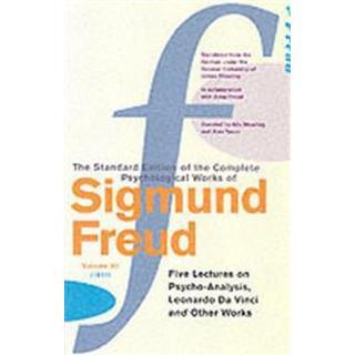 Complete Psychological Works Of Sigmund Freud, The Vol 11 (Häftad, 2001)
