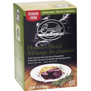 Bradleysmoker Premium Hunter Blend Bisquettes BTHB48