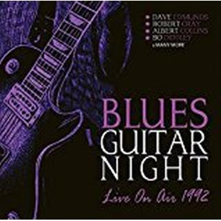 Various Artists - Blues Guitar Night Live On Air 1992