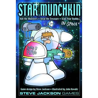 Steve Jackson Games Star Munchkin