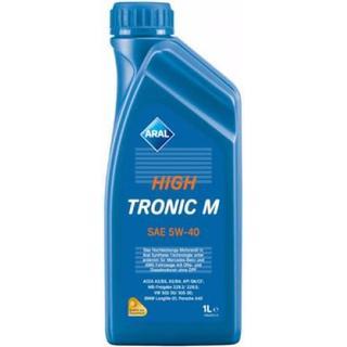 Aral HighTronic M 5W-40 1L Motorolja