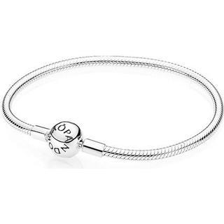 Pandora Moments Smooth Silver Bracelet (590728)