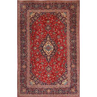 CarpetVista TBZZO111 Keshan (197x307cm) Flerfärgad