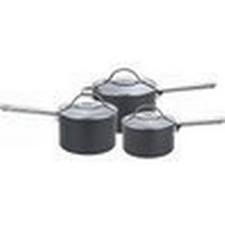 Anolon Professional Set Kastruller med lock 3 delar