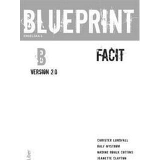 Blueprint B, Version 2.0 Facit (Häftad, 2008)